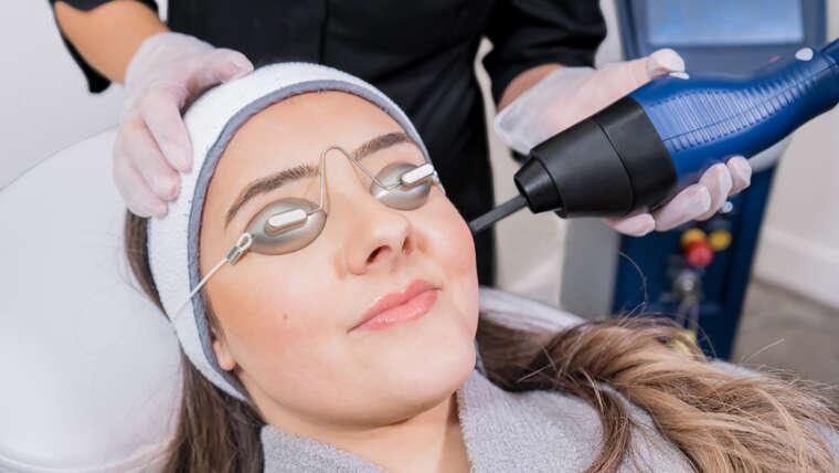 Therapien – Ablativer Laser