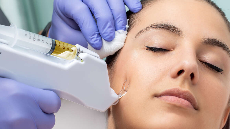Therapien – Mesotherapie